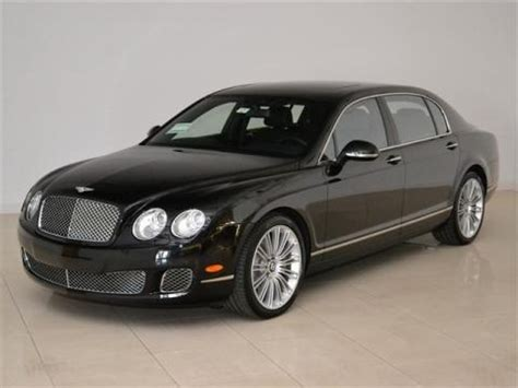 2012 bentley continental flying spur speed data info and