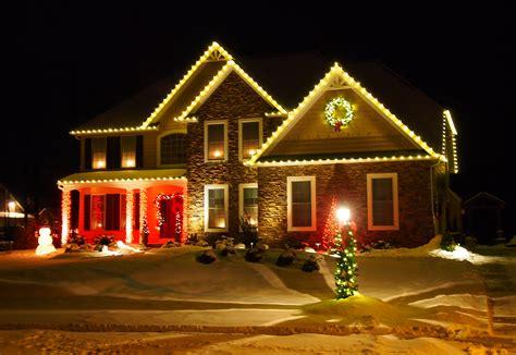 holiday outdoor lighting lighting ideas