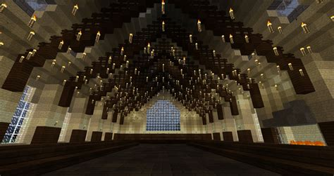 hogwarts great hall hogwarts great hall minecraft project