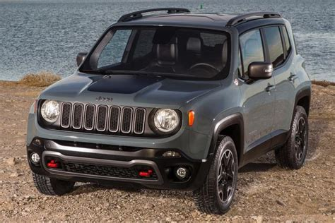 Deacons Jeep New 2015 Jeep Renegade Fwd 4dr Latitude 450682