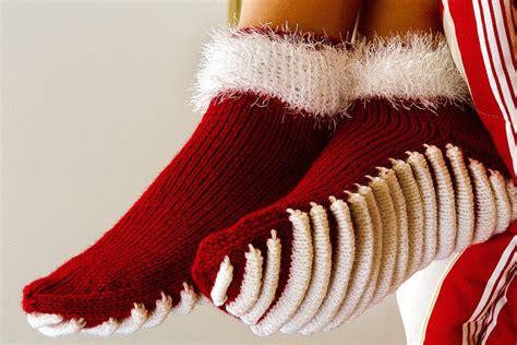 Strickmuster Socken Kostenlos by Socken Mit Massagesohle Kostenlose Strickanleitung