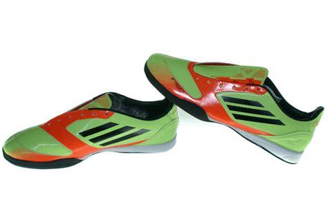 Sepatu Basket Adidas 8 Orange graha sepatu olah raga adidas f50 adizero hijau orange