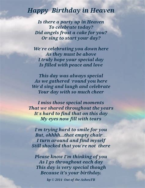 Happy Birthday Quotes For Someone In Heaven 72 Beautiful Happy Birthday In Heaven Wishes My Happy