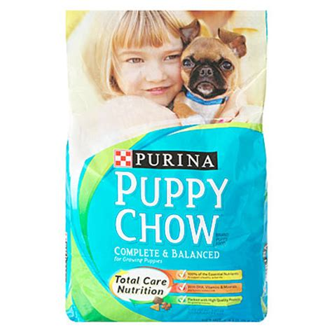 puppy chow food purina 174 puppy chow 174 food 4 4 lb big lots
