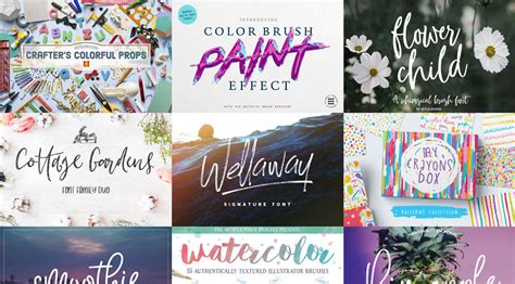 Handcrafted Fonts - handcrafted fonts and graphics limited time offer