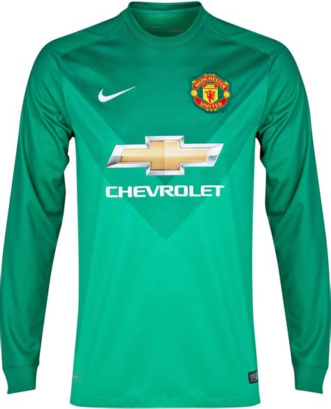 Jersey Mu Gk Hijau Stabilo manchester united 14 15 home away and third kits footy headlines