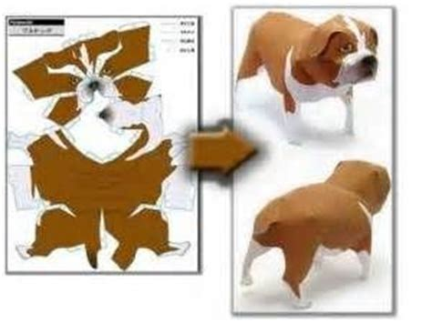 3d cardboard animals template 17 best images about 3d animal templates on