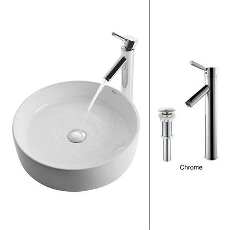 home kraus kraus sheven vessel bathroom faucet