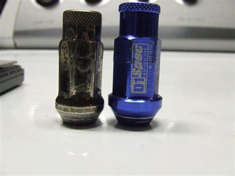 Baut Lug Nut D1 Spec d1 spec racing lug nuts vs regular lugs g35driver