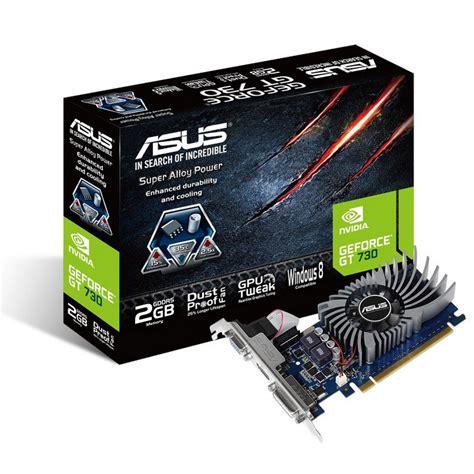 Asus Geforce Gt 730 asus geforce gt 730 2gb gddr5 reacondicionado
