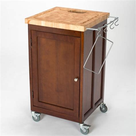 Pantry Cart by Kitchen Islands Chef Series Prep Pantry Station Cart With