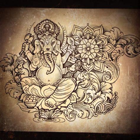 ganesh mandala tattoo 1000 images about tattoos on pinterest namaste