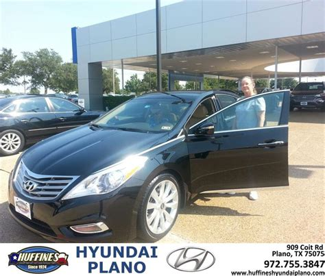 Huffines Hyundai by Huffines Hyundai Plano Thank You To Payne On The