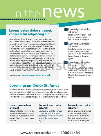 best photos of artist newsletter templates youth