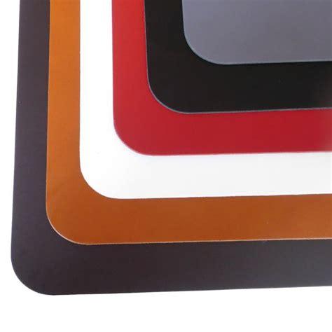 large leather desk mat large black desk pad hostgarcia