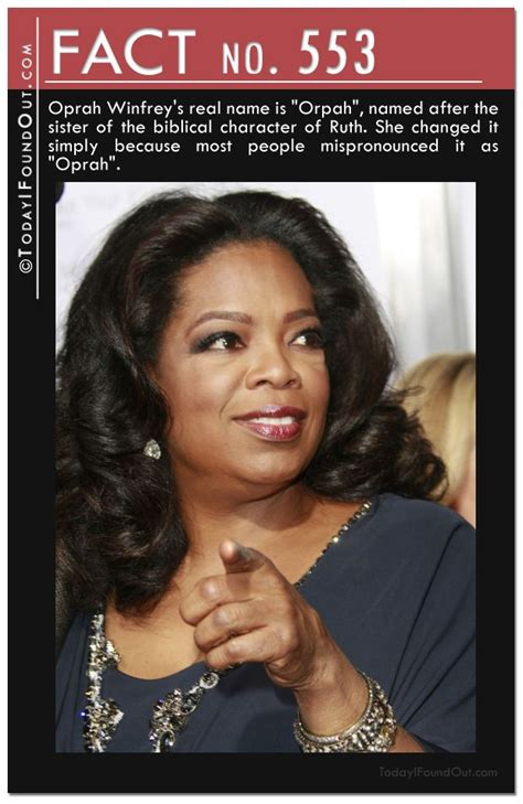 More Oprah Does by 20 More Amazing Facts Interesting