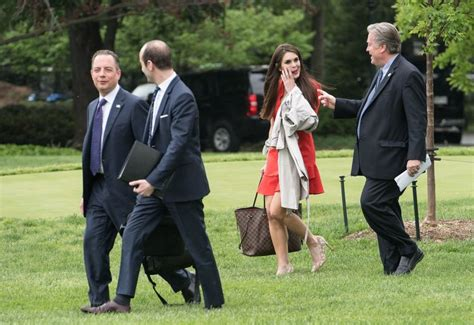 hope hicks job history mueller s interview with hope hicks may signal he s