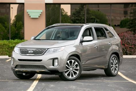 Kia Sorento Specs 2014 2014 Kia Sorento Reviews Specs And Prices Cars