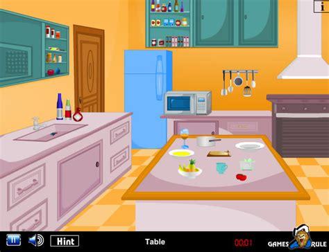 kitchen room escape walkthrough kitchen trap escape adventure gamingcloud