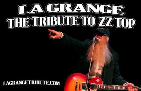 Zz Top La Grange Live by Zz Top La Grange Steadlane Club