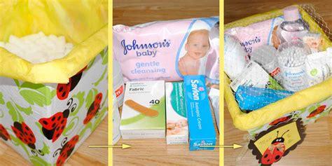 Bathroom Gift Basket Ideas Diy Gift Idea For A Mum To Be Baby Essentials Hamper