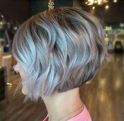 fall 2017 hairstyles for 50 16 gray hairstyles and haircuts for 2017