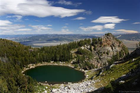 surprise lake grand teton national park