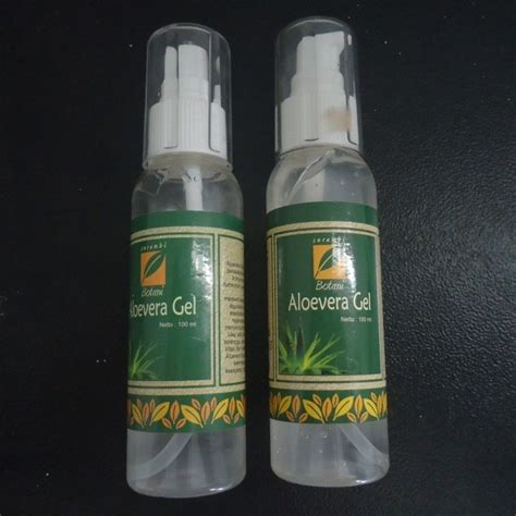 Merk Masker Wajah Aloe Vera produk kecantikan lidah buaya