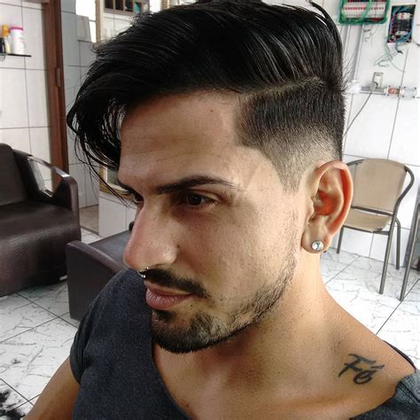 what length of hair for comb over comb over fade haircuts