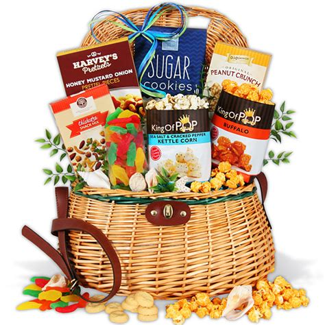 s day basket the big one s day fishing gift basket by