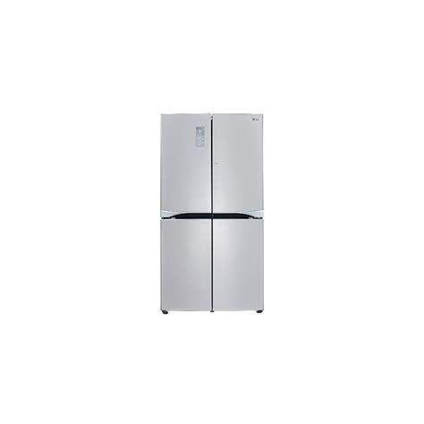 frigoriferi 4 porte frigorifero 4 porte lg gmm916nshvb 720lt classe a inox