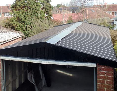 how to do garage roof repairs safely aauw of colorado