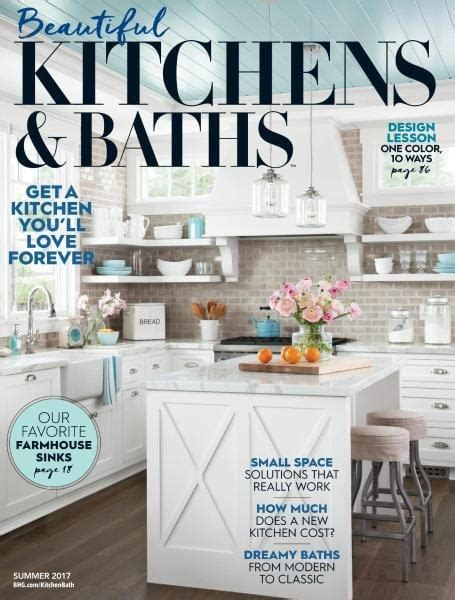 beautiful kitchens baths summer 2017 pdf free