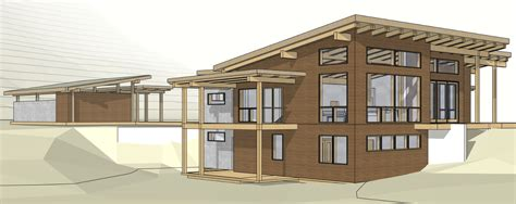 modern a frame house plans modern timber frame house plans