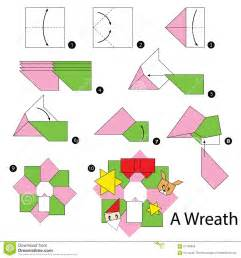 origami christmas decorations step by step part 39