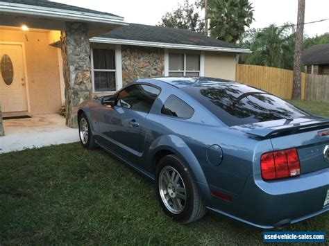 used 2005 mustang gt sale 2005 ford mustang for sale in the united states