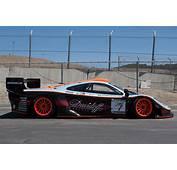 McLaren F1 GTR Longtail  Chassis 28R 2012 Monterey