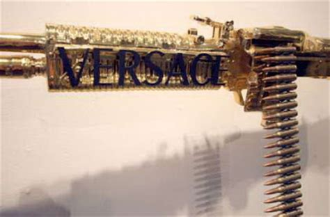 Harga Jas Versace percayakah ini aneh senjata api termahal di dunia