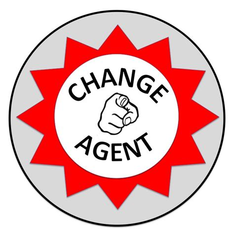 change agent position vacant change agent 6 characteristics required