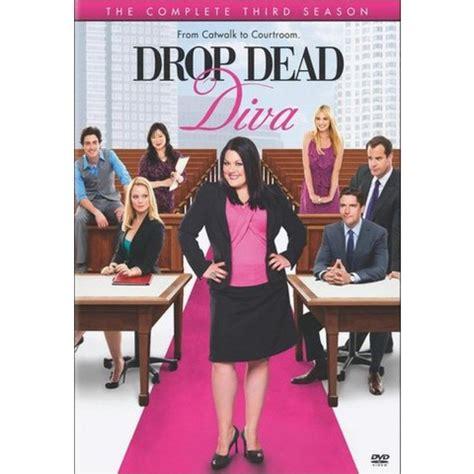 drop dead finale season drop dead the season 3 discs target