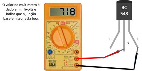 transistor mosfet como testar teste est 225 tico em transistores bipolares vandertronic