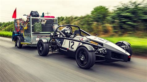 Top Gear Racing by Top Gear Takes An Ariel Atom Racing