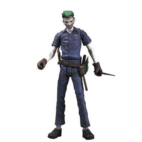 figure joker dc comics batman new 52 the joker figure dc