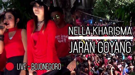 nella kharisma jaran goyang official youtube nella kharisma jaran goyang live bojonegoro jalan sehat