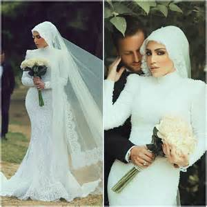 muslim wedding a collection of islamic wedding gowns with hijabiworld