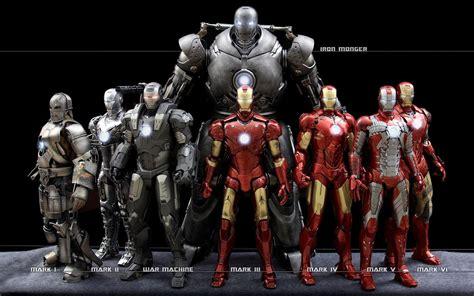 iron man suits wallpaper wallpapertag