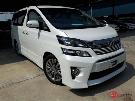 2014 toyota vellfire 2014 toyota vellfire for sale in malaysia for rm228 000