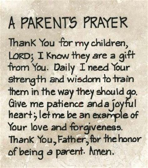 Bible Quotes About Loving Parents by Prayer For Strength Quotes Quotesgram