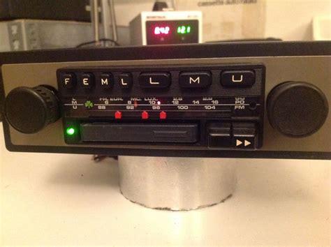 car radio cassette classic grundig wkc3022 car radio cassette player