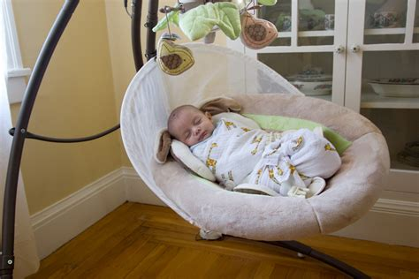baby sleeping in swing i m working on my swing the daily swaddle